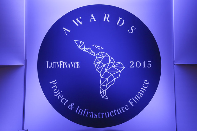 Project and Infrastructure Finance Awards Dinner - September 30, 2015