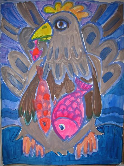 Gallina di mare - chicken of the sea