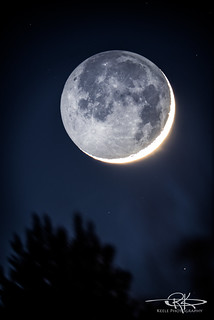 The Crescent Moon | by Keele_Photography