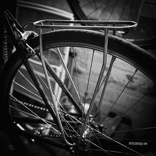 bicycle rack for Ruben