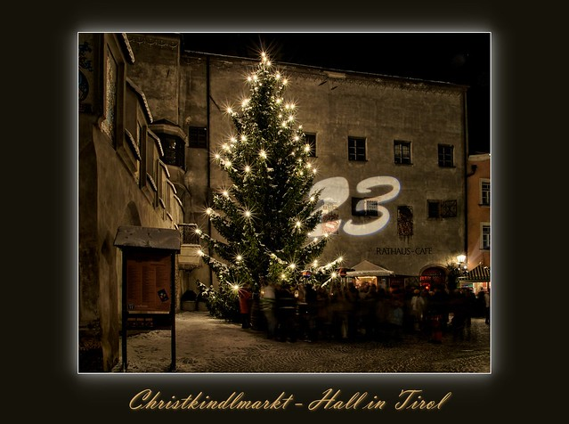 Adventmarkt - Hall in Tirol