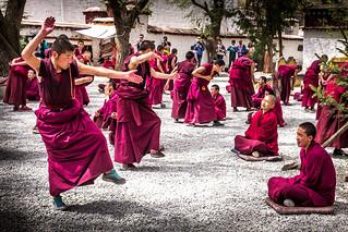 Sera Monastery, Lhasa, Tibet | by Mondo79