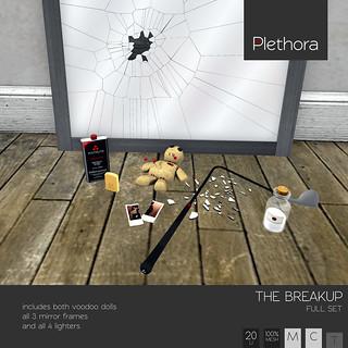Plethora - The Breakup - Full Set
