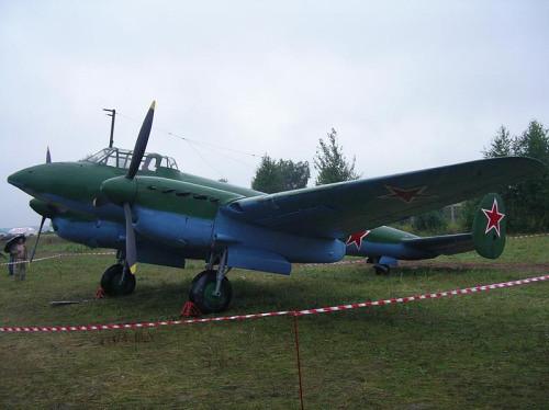 Петляков Пе-2
