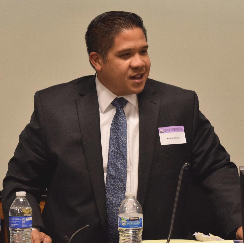 Adrian Roxas '04, Deputy District Attorney, Victim Impact