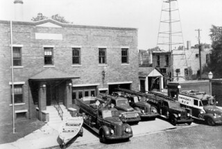 1945 or so - Old Town Hall