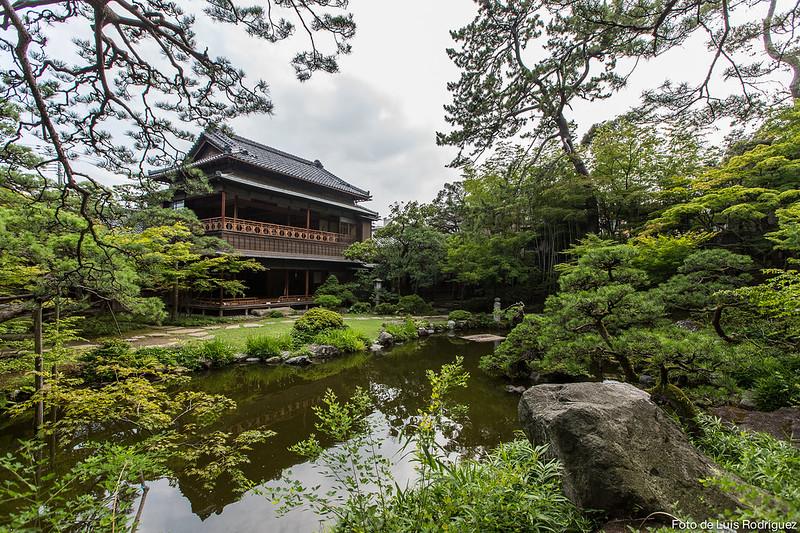 Villa de Verano de la familia Saito en Niigata
