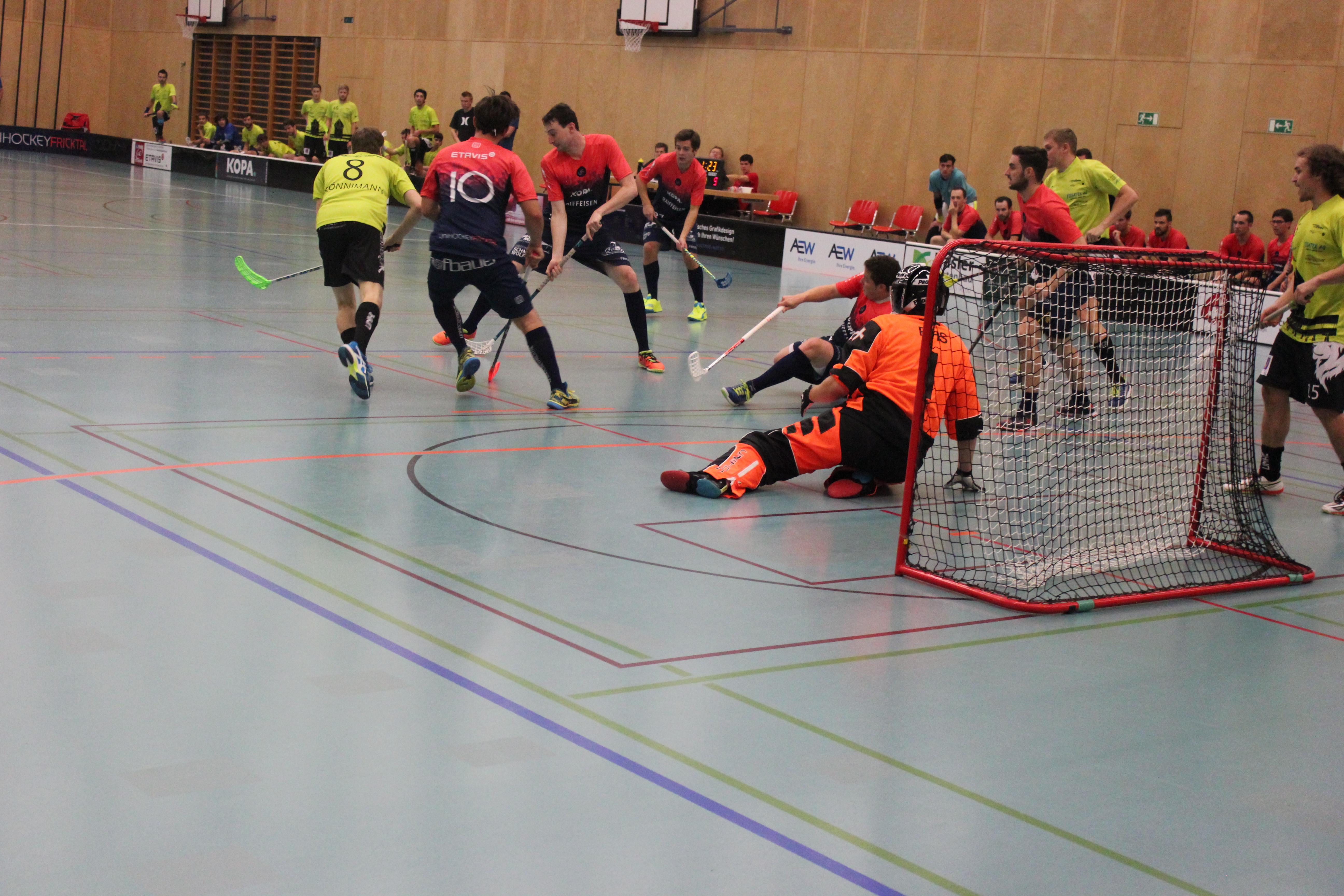 H1 vs Luzern