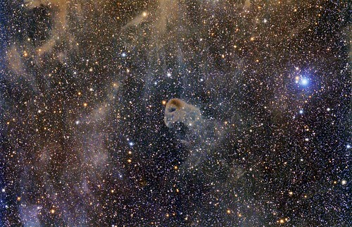 baby eagle nebula eapod universe space public domain astrophotography taurus moleculair cloud