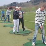 Golfkurs - 10. April 2010