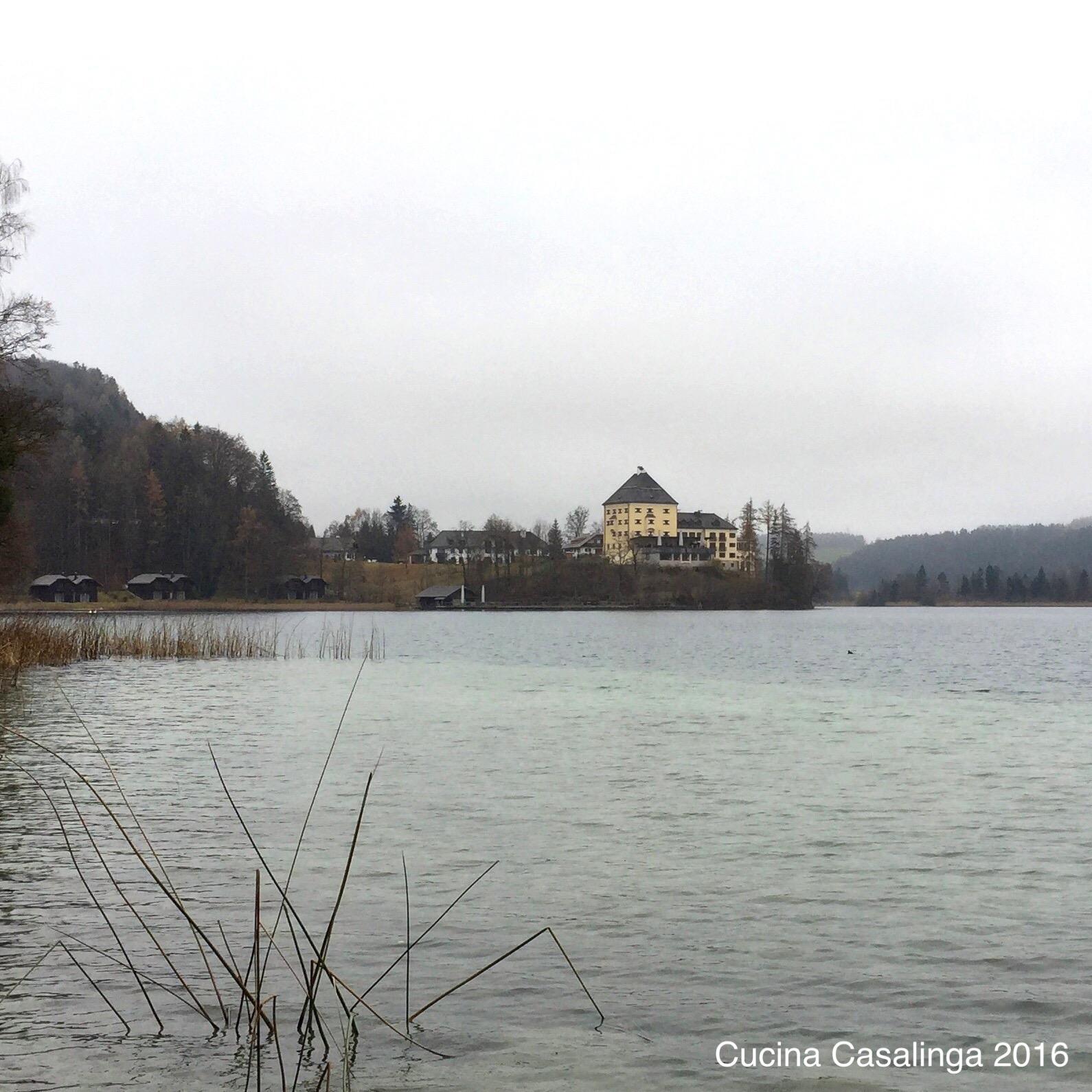 Schloss Fuschl - Weite