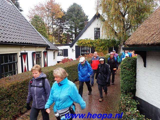 2016-11-09  Gooimeer tocht   25 KM   (19)