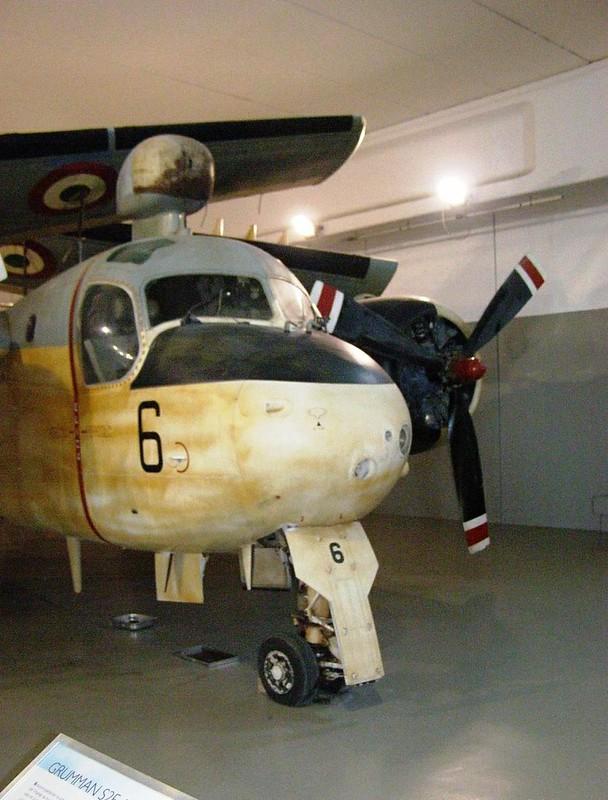 Grumman S2F-1 Tracker 1