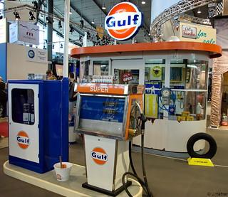 1- Gulf Tankstelle