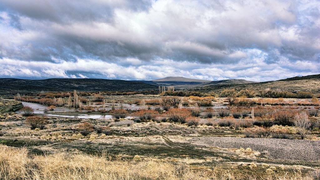 photo of mapuche land