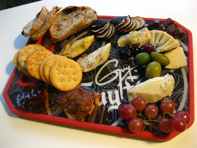 Cheese Tray // Wood & Water, Zengarry & Guy Fieri