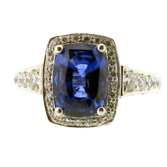 Blue Sapphire Ring #wedding #engagementring #diamonds #diamondring #engagementrings #jewellery #diamond #bride #ido #weddinginspiration #loveit #inlove #t4l #likeback #vsco #like #tags4like #tagsforlikes #likeback