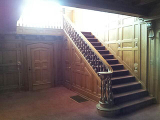 Entrance Hall with classic stairs | by Anthro136k Who Owns the Past