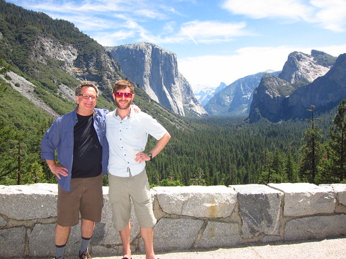 Nick and Dan at Tunnel View | by fabulousfabs