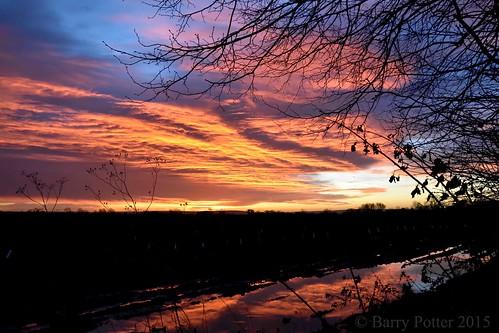 clouds sunrise nikon barrypotter d7200 edenmedia