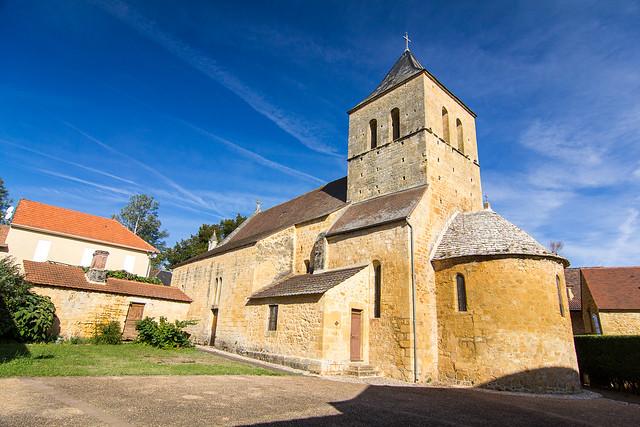 Eglise de Payrignac