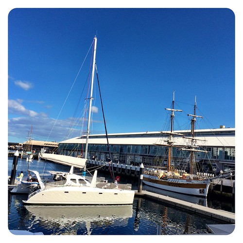 New and old. Hobart. | by miaow
