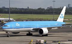 KLM 777-300(ER) PH-BVK