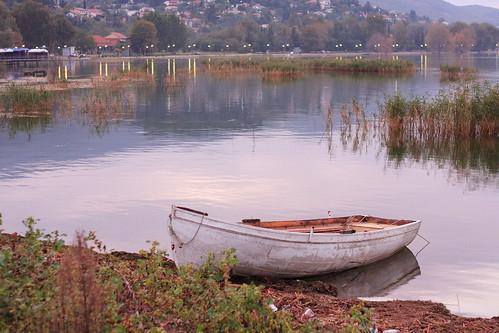 cuckove canon 50mm 40d dojran lake macedonia boat landscape dusk emilchuchkov emilchuchkovphotography