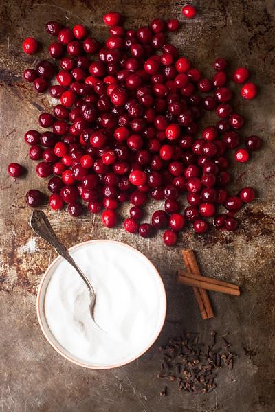 Sugar and Cranberries