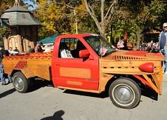 Ballston Spa Car Show: Home Made Woody