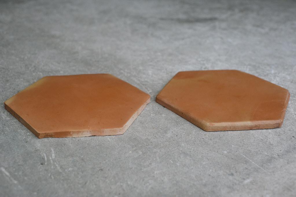 Super vs Regular Hexagon Tile