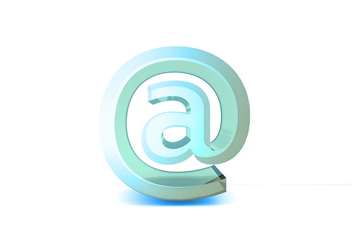 @ E-Mail-Symbol - Fronta - Blauer Filterl | by Christoph Scholz