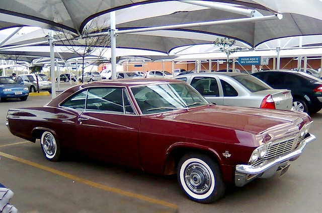 Chevy Impala coupe 1965