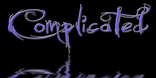 Complicated | by Damian Gadal