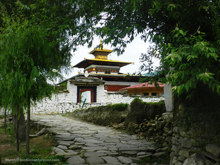 Kichu Monastery in Paro | by moon@footlooseforever.com