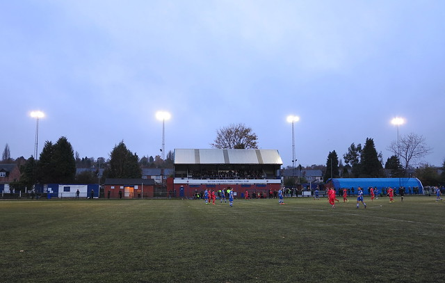 Sutton Coldfield v Darlington
