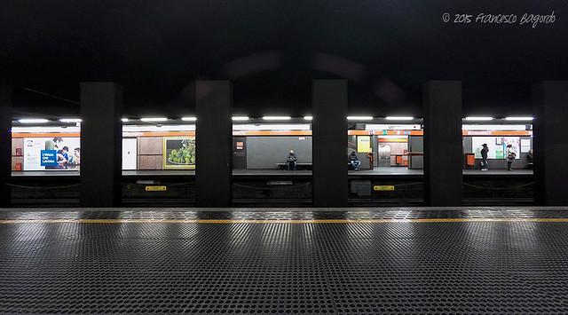 Underground landscape