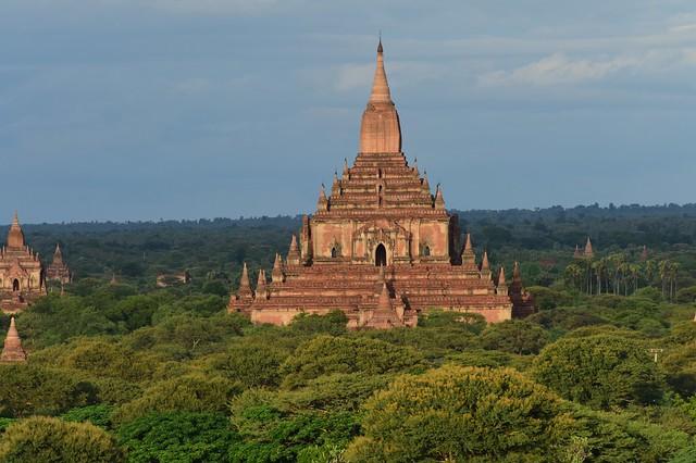 Sulamani Paya, Bagan,  Myanmar (Birmania) D810 2098