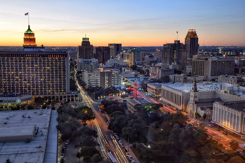city longexposure travel sunset sanantonio photography cityscape texas nikond5300