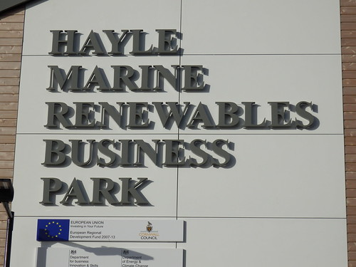 Hayle Marine Renewables Business Park | by Convergence Cornwall