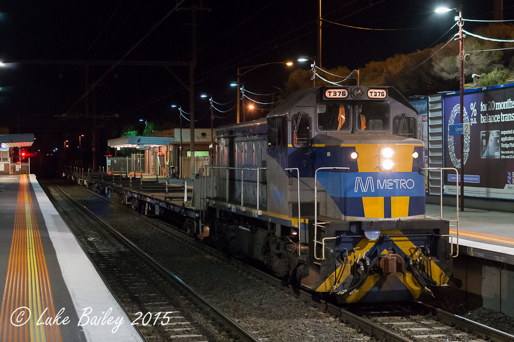 20150424-T376-Carrum by Luke's Rail Gallery