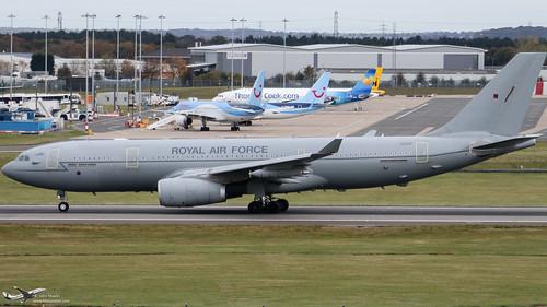 <p>ZZ337 A332 RAF</p>