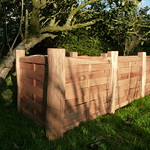 Long Oak Planter