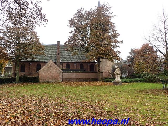 2016-11-09  Gooimeer tocht   25 KM   (96)