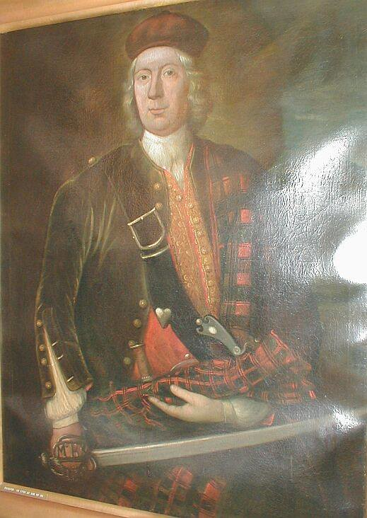 1743 Chief Angus MacBean