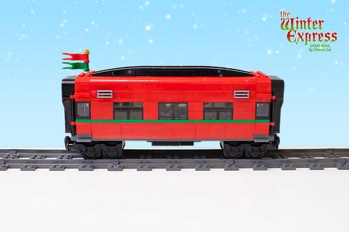 The Winter Express | by niteangel