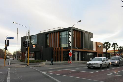 The Carlton, Papanui Road