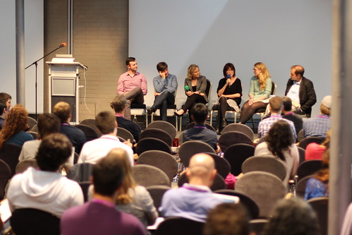 Industry Keynote & Panel, Madness, Posters & Demos - Thursday | by interact.2015
