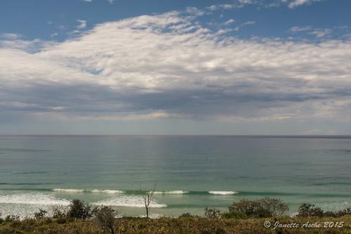 ocean longexposure sea clouds landscape coast daylight waves australia coastal le nsw newsouthwales 2015 yuraygirnationalpark diggerscamp sonya6000