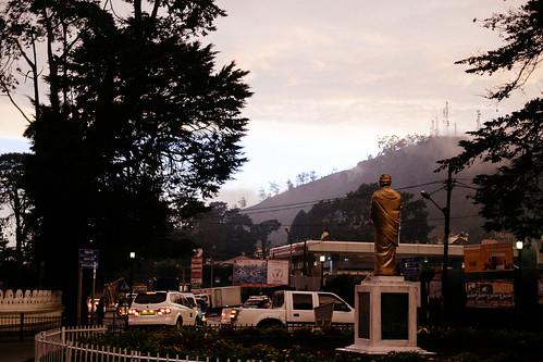 sunset sky mountain 35mm prime asia colours fuji sri lanka fujifilm srilanka eliya nuwara fujix xpro1